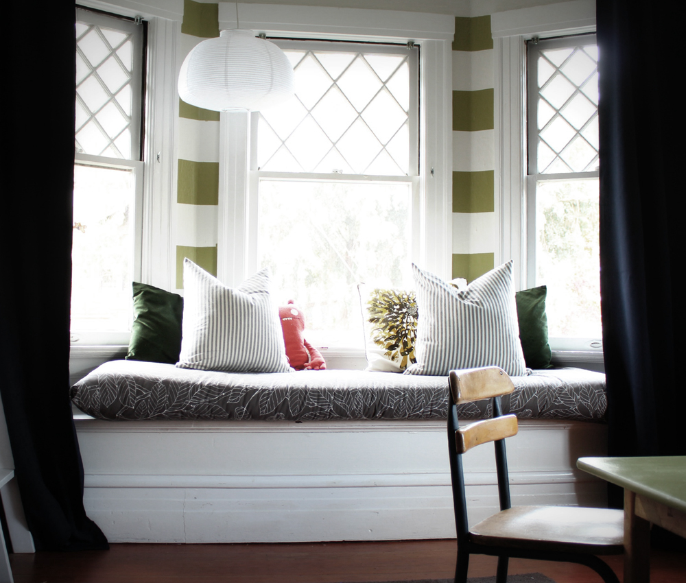 Decorate your Bed Room Window with These Novel Ideas by Interior Designers