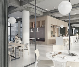 How Office Interior Designing Enhances Work Productivity?