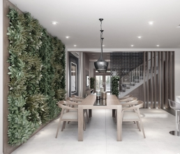 Use of Eco-friendly and Sustainable Materials for Interiors Reduces Carbon Foot print