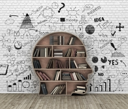 8 Creative Ideas for Book Shelf