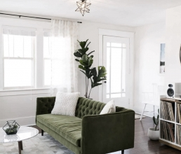 5 Unique Ideas from Interior Designer For Living Room to use this summer