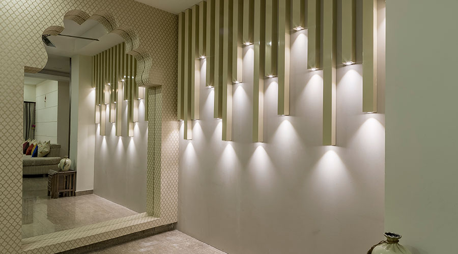 Interior Lighting Services in Delhi NCR